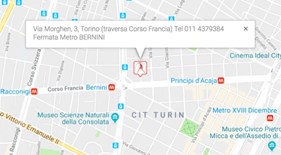 Sede Gilda a Torino